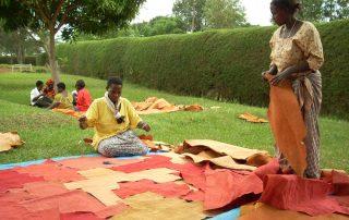 BarkCloth - Making Of