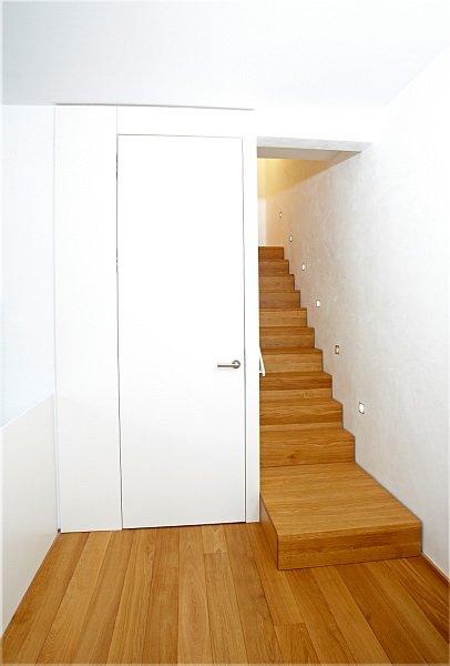 Escalier et couloir