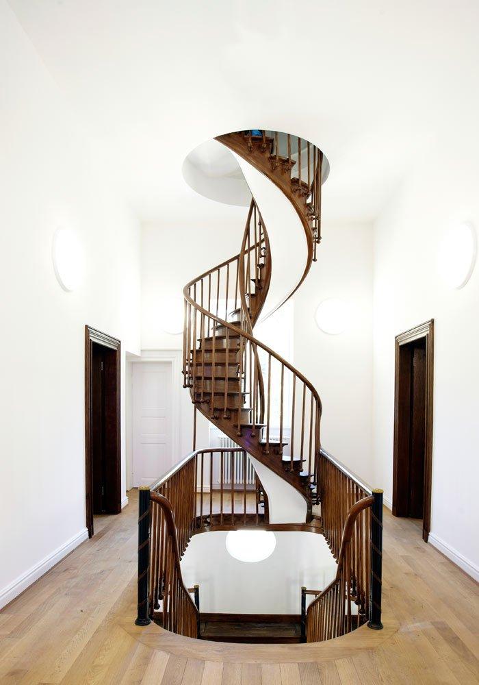 Alte Treppe Restauration
