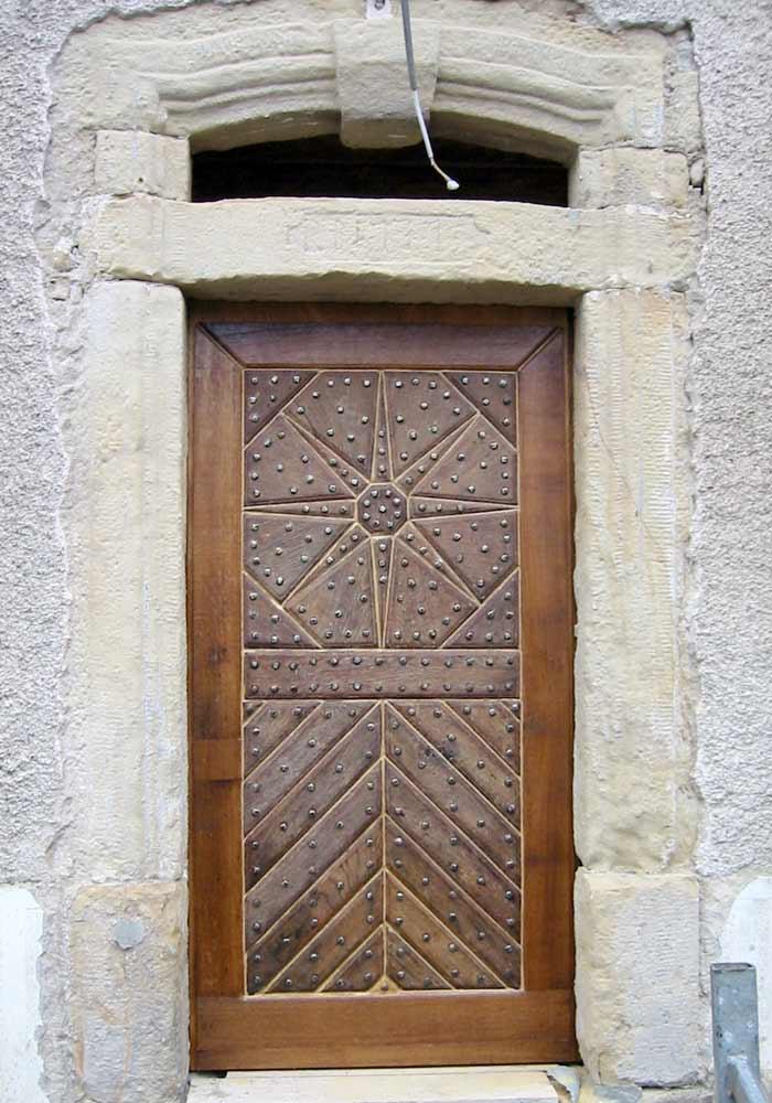 Alte Tür Restauration